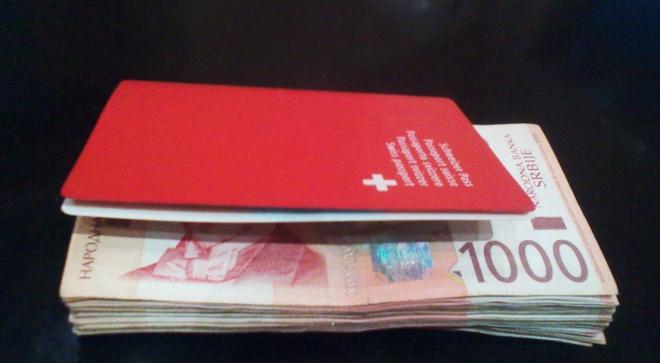 Belgrad Teil 3 / Viele Dinars
